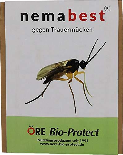 nemabest® SF Nematoden 25 Mio. (250 Pflanzen/50m²) gegen Trauermücken